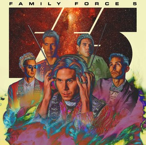 Family Force 5 - Out Of This World