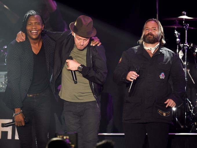 DC Talk op Dove Awards