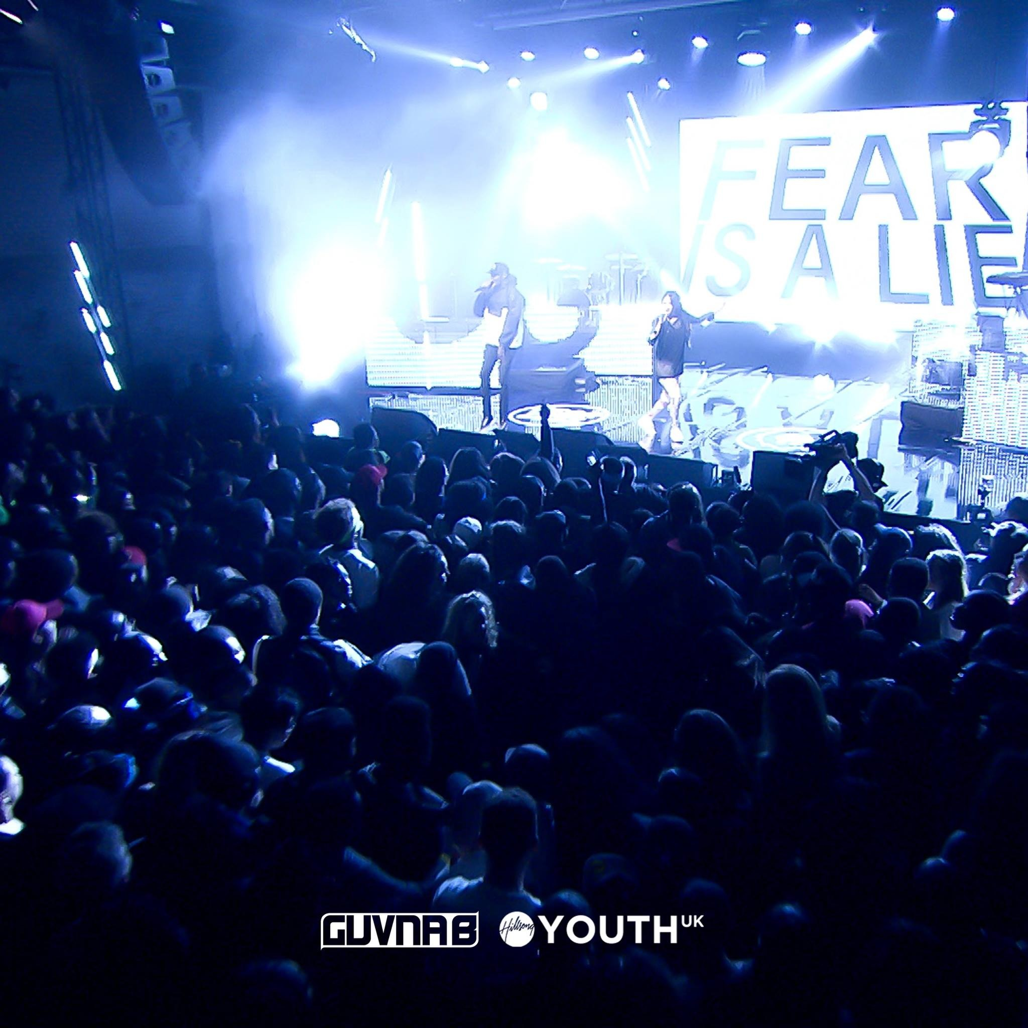 Guvna B & Hillsong Youth UK - Fear Is A Lie
