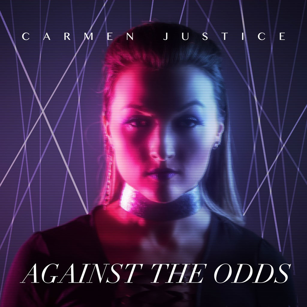 Carmen Justice - Against The Odds