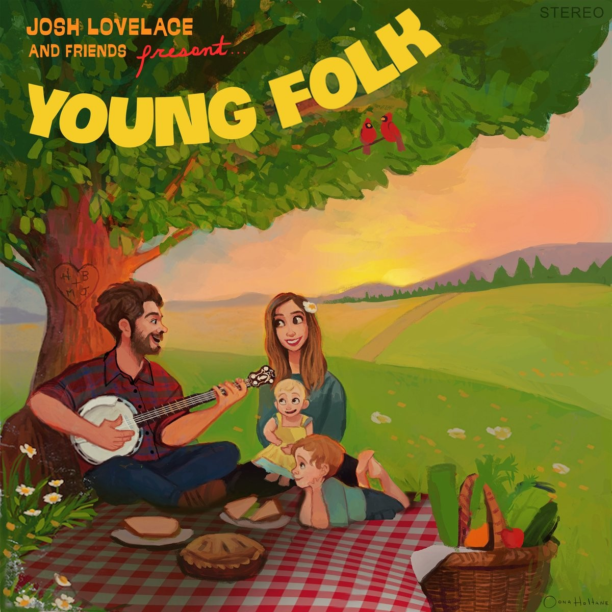 John Lovelace - Young Folk